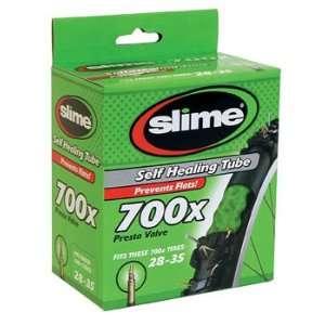Slime Self Healing Tube 700 x 19/25C Presta Valve Sports
