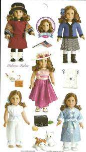 AMERICAN GIRL REBECCA STICKERS PARTY FAVORS~GIFT BAGS