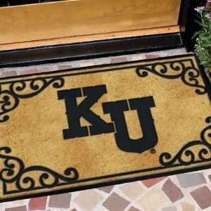 Memory COL KAN 830 Door Mat Kansas: Sports & Outdoors