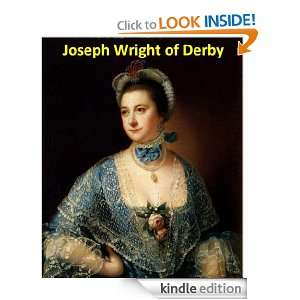 Paintings of Joseph Wright of Derby   English Landscape and Portrait