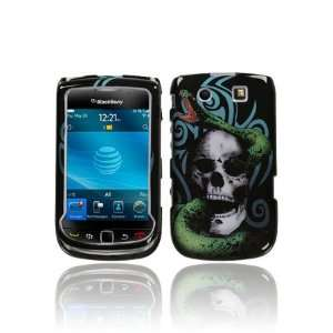 BlackBerry Torch 9800 Graphic Case   Tribal Snake (Free