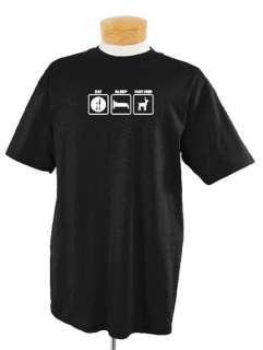 Eat Sleep T shirts Clothing Apparel Choose your design