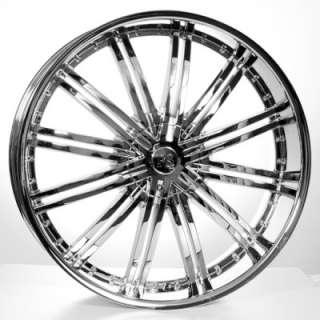 Chevy Ford Ram Tahoe Escalade Yukon QX56 Silverado Rim Wheel