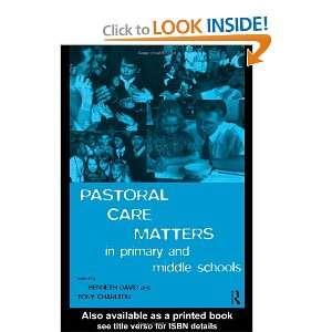 Middle Schools (9780415132794) Tony Charlton, Kenneth David Books