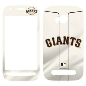 Skinit San Francisco Giants Home Jersey Vinyl Skin for