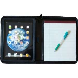 Leather iPad Folio Case (good for iPad 1, iPad 2, and the new iPad