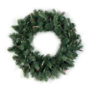 24 Pre lit Natural Frasier Fir Artificial Christmas