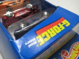 Hot Wheels G Force 5 Car Gift Pack 160 NIB