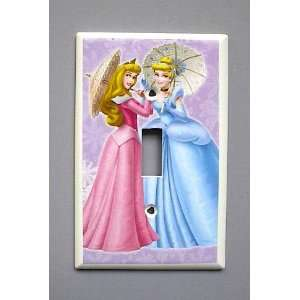 Princess Cinderella Aurora Sleeping Beauty Single Switch