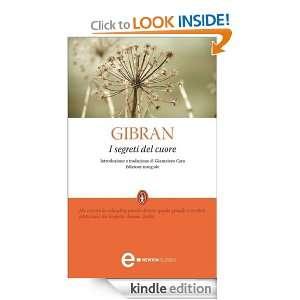 ) (Italian Edition): Kahlil Gibran, G. Cara:  Kindle Store