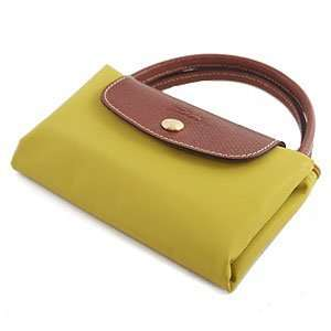Longchamp Le Pliage Foldable Tote Bag  Curry Everything