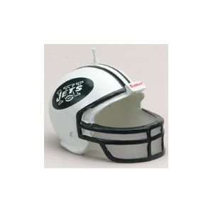 New York Jets Football Helmet Candles