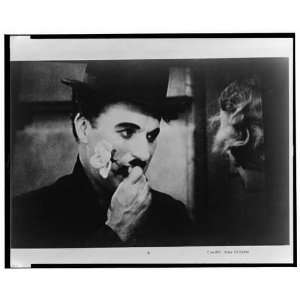 City lights Charles,Charlie Chaplin, 1931 Silent Film