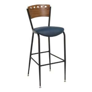 3818A Series Cafe Stool Vinyl Upholstered Seat