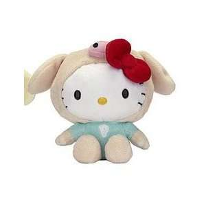 Sanrio Hello Kitty Plush   Hello Kitty as PIPPO (6 inch) Toys & Games