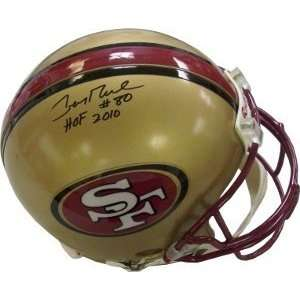 Jerry Rice Autographed/Hand Signed San Francisco 49ers