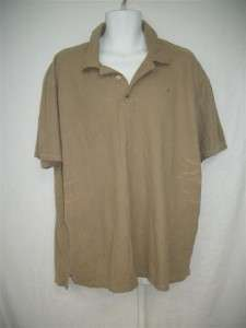 Lot of 9 Mens Big & Tall Solid Color Polo Shirts Size 2XL XXL Oakley