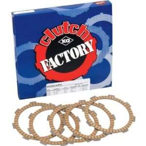 KG Clutch Factory Kevlar High Performance Clutch Disc Set