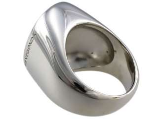 Pianegonda Mens Sterling Silver Black Onyx Ring RETAIL $750 Size 10 3