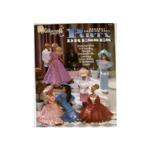 Party Dresses (Crochet Fashion Doll) Lucille LaFlamme