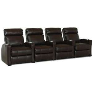Shubert Power Reclining Armless Loveseat in Cody Burgundy