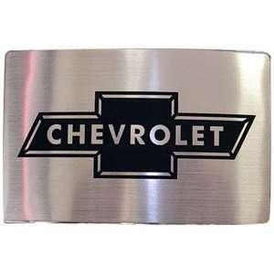 Licensed Chevrolet Chevy Car Logo Belt Buckle