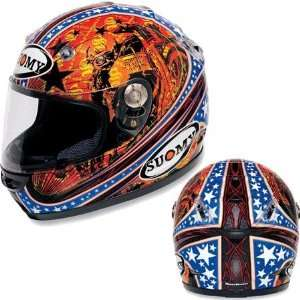 Suomy Vandal 155 Full Face Helmet Large  Off White