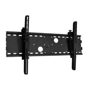5mm Wall Mount Bracket for LCD Plasma (Max 165Lbs, 37~63inch)   BLACK
