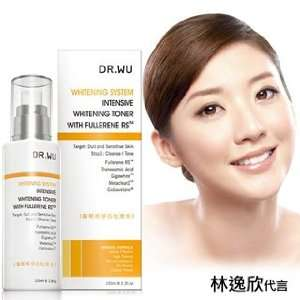 Wu Whiteing System Intensive Whitening Toner with Fullerene RS (100ml