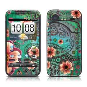 Paisley Paradise Design Protective Skin Decal Sticker for