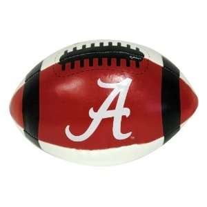 NCAA Alabama Crimson Tide PVC Football