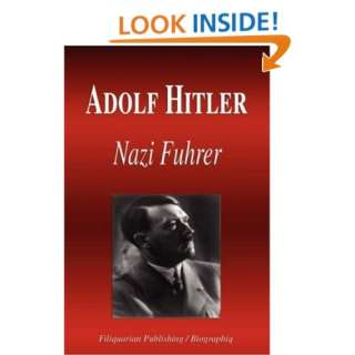 Adolf Hitler   Nazi Fuhrer (Biography) (9781599860817