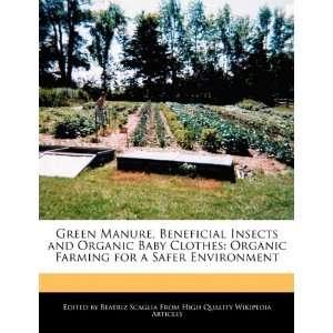 for a Safer Environment (9781241588427) Beatriz Scaglia Books