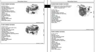 Service Manual 130 160 165 170 175 180 185 Lawn Tractor Mower Repair