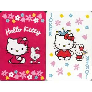 Hello Kitty Playing Cards Hello Kitty and Kathy  Sports