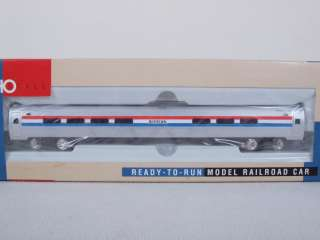 Walthers 6013 HO 85 Amtrak Phase III Amfleet Food Service Passenger