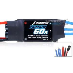 New HobbyWing Flyfun ESC 60A for Airplane & Helicopter