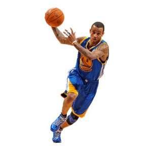 Monta Ellis Golden State Warriors NBA Fathead REAL.BIG Wall Graphics