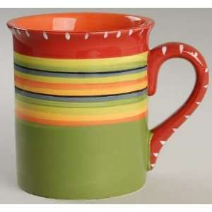 Certified Int Corp Hot Tamale Mug, Fine China Dinnerware