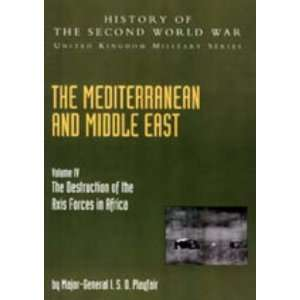 Mediterranean & Middle East Volume IV T (v. IV