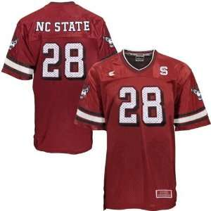 North Carolina State Wolfpack #28 Red Toddler Replica