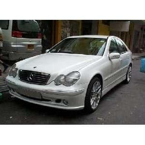 01 07 Mercedes Benz C W203 L Style Front Bumper