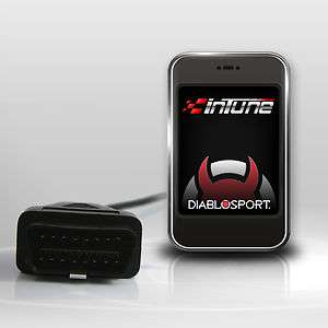 Diablosport I 1000 InTune Touch Screen Programmer Dodge Chrysler Jeep