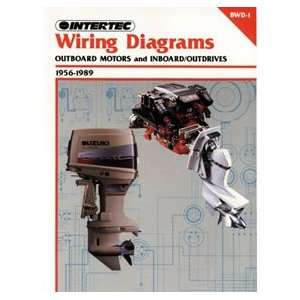 Wiring Diagram For Outboard Motors & Inboard/Outdrives