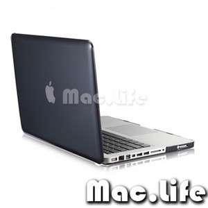 BLACK Crystal Hard Case Cover for Macbook PRO 15 A1286