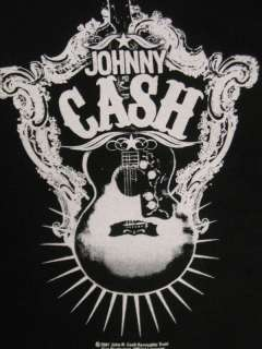 JOHNNY CASH Guitar Logo Toddler T SHIRT NEW 3T 4T