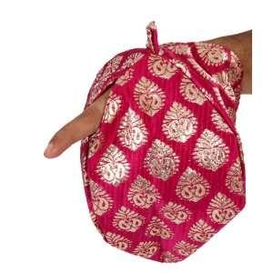 Silk Prayer Gauntlet/gaumukhi/ Mala/ Japa Prayer Beads Cover/pouch