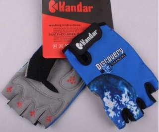 NEW Cycling Bike Bicycle Half Finger Gloves One Size