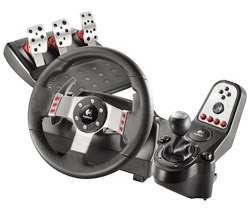 Logitech G27 Racing Wheel, Dual motor Force Feedback, Refurbished (941