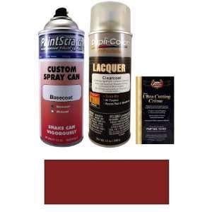 Pearl Metallic Spray Can Paint Kit for 1993 Dodge Dakota (VB/LVB